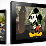 Try out Sony Xperia Mickey New York Theme & Minimal theme