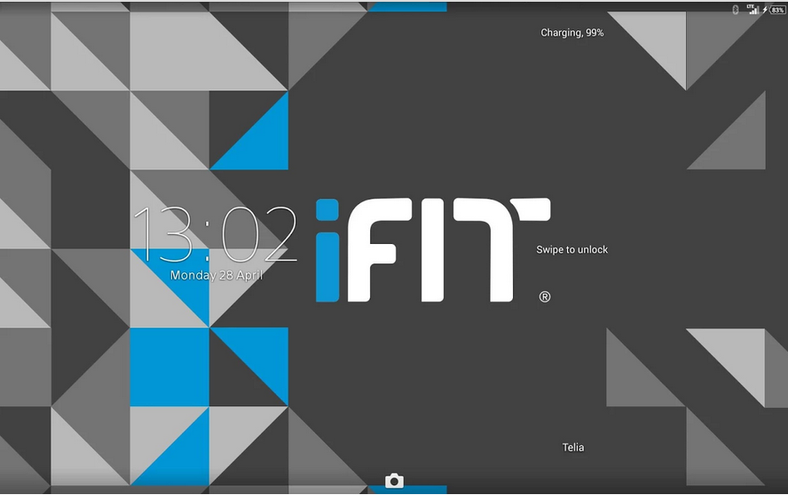 Download Xperia iFit Theme