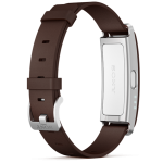 Sony lists SmartBand SWR10 with Brown Leather Wrist Strap officially