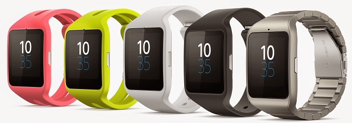 SmartWatch 3 Stainless Steel