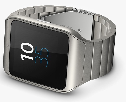 SmartWatch 3 Stainless steel edition