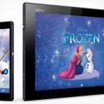 Download 3 Disney Xperia Frozen Movie Themes – Olaf, Elsa & Anna