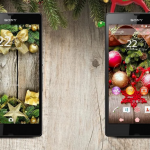 Get Xperia New Year & Brown Theme for Xperia devices