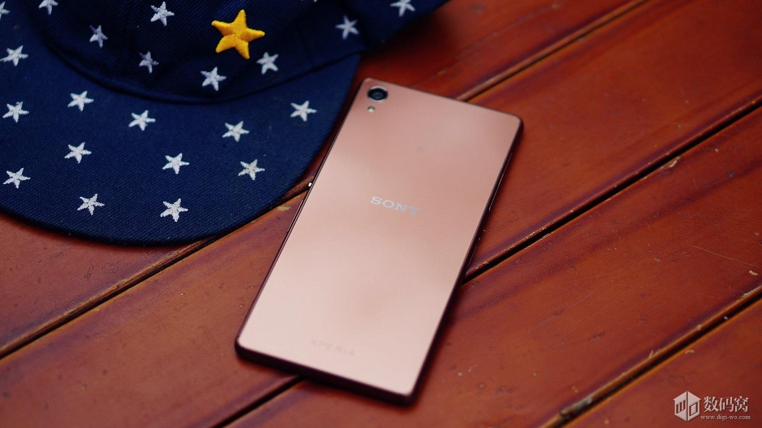 Xperia Z3 Copper Color Model