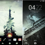 Check out eXPERIAnZ Eiffel Tower & Trabzen Theme for Xperia devices