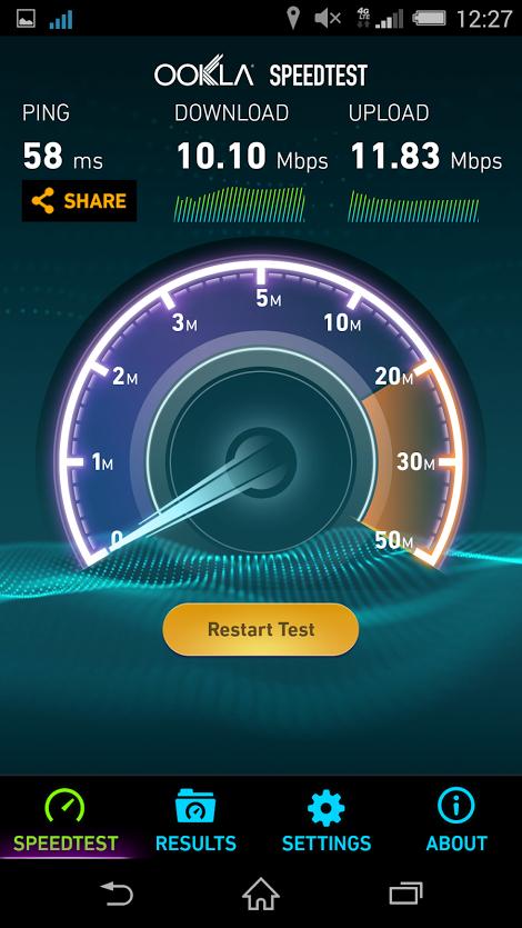 LTE Band 12 T-Mobile Xperia Z3
