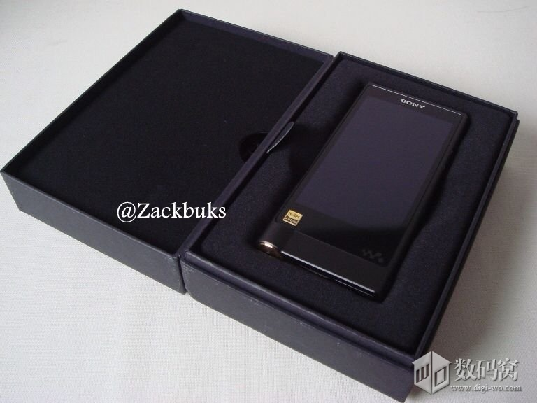 Sony ZX2 Walkman unboxing