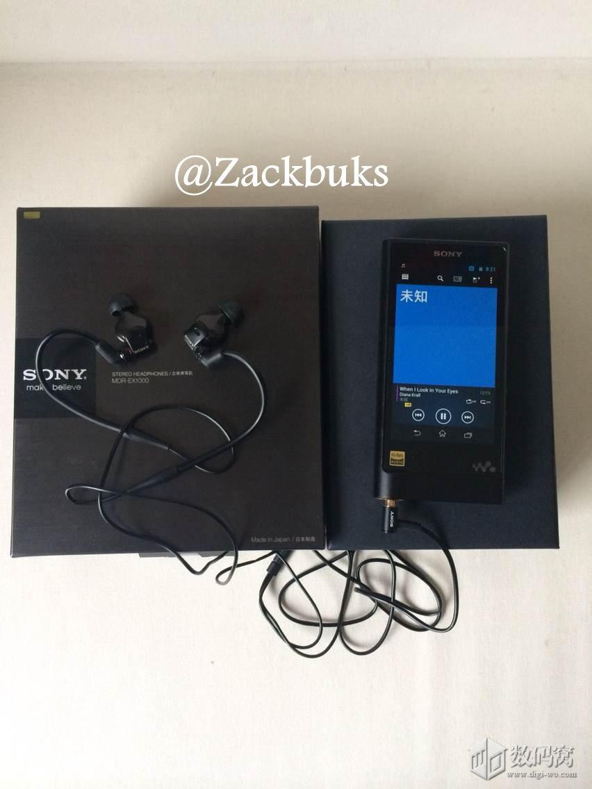 Sony ZX2 Walkman first look