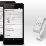 Sony launches Countdown Timer app for SmartBand Talk SWR30