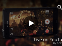 Live on YouTube app 01.00.4 update rolling