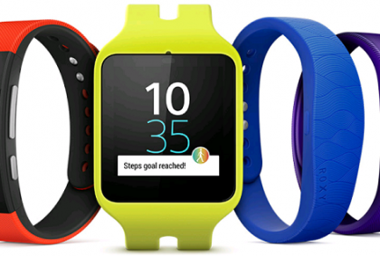 SmartWatch 3 giveaway from Sony