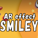 "Sony AR Effect ""Smiley"" Theme launched – Create funny pics and videos"