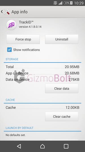 Sony TrackID 4.1.B.0.14 apk
