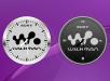 Sony Widget Clock Walkman app