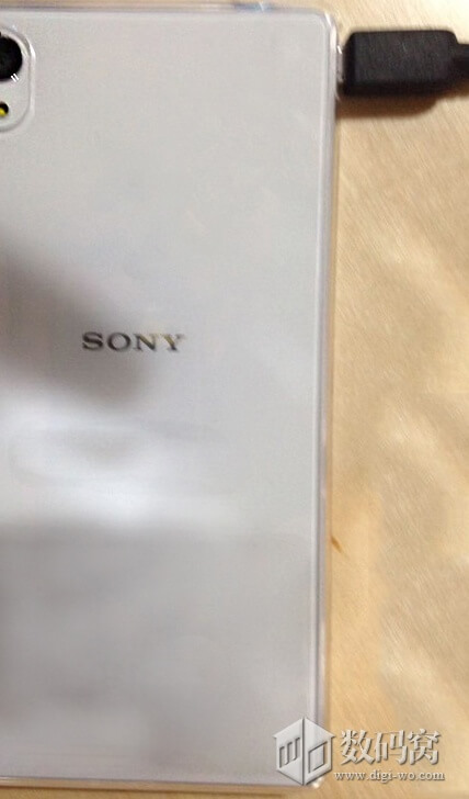 White Xperia M4 Aqua photos Leaked