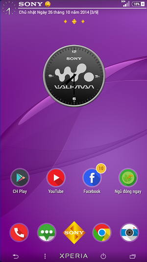 Walkman apk lollipop download free