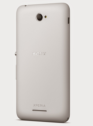 Xperia E4 5 MP rear Cam