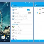 Install Xperia London Red & Blue Theme