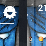 Xperia MoonBreakers Theme – Transformers inspired design