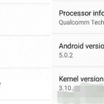 Xperia Z4 Dual Android 5.0.2 Lollipop running screenshots leaked