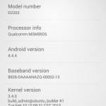 Xperia E3 LTE 18.5.C.0.19 firmware rolling – Android 4.4.4 KitKat update