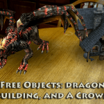 "Sony AR Effect ""Dragons"" Theme available at Play Store"