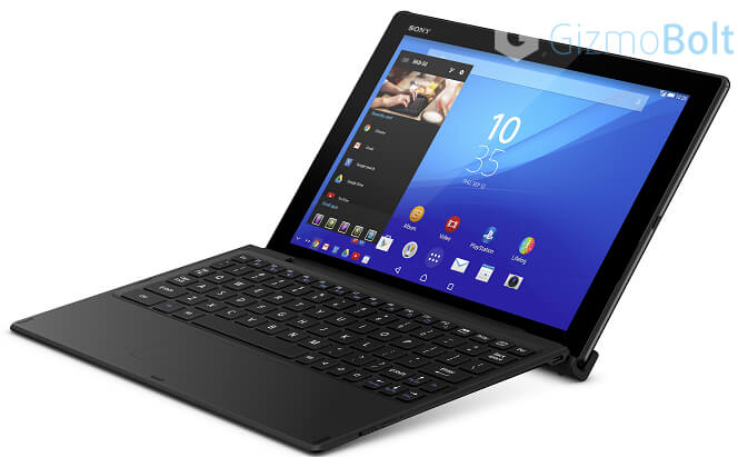 BKB50 Bluetooth Keyboard Xperia Z4 Tablet
