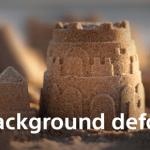 Sony Background defocus 1.2.21 app udpated