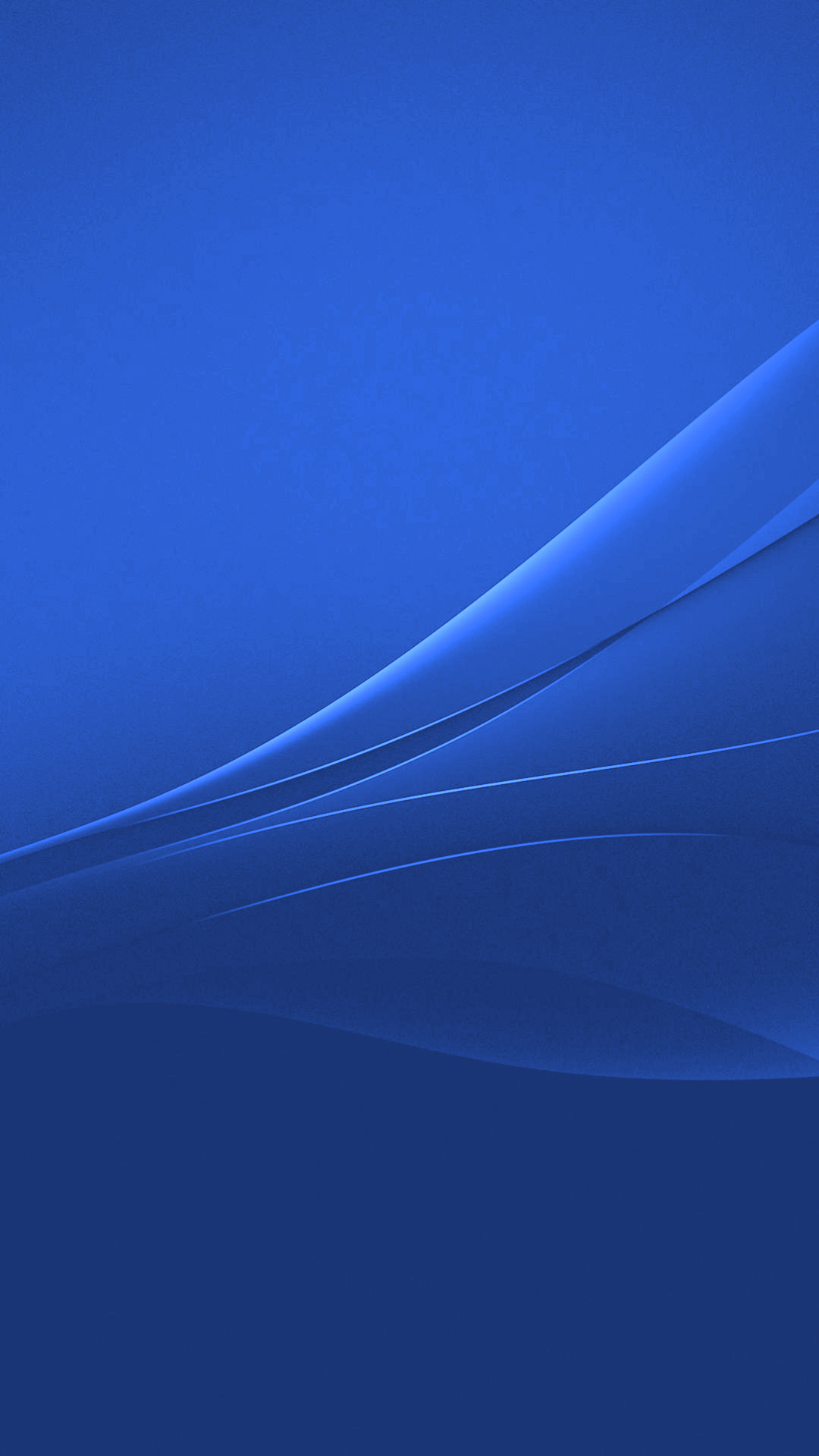 blue xperia lollipop experience flow wallpaper