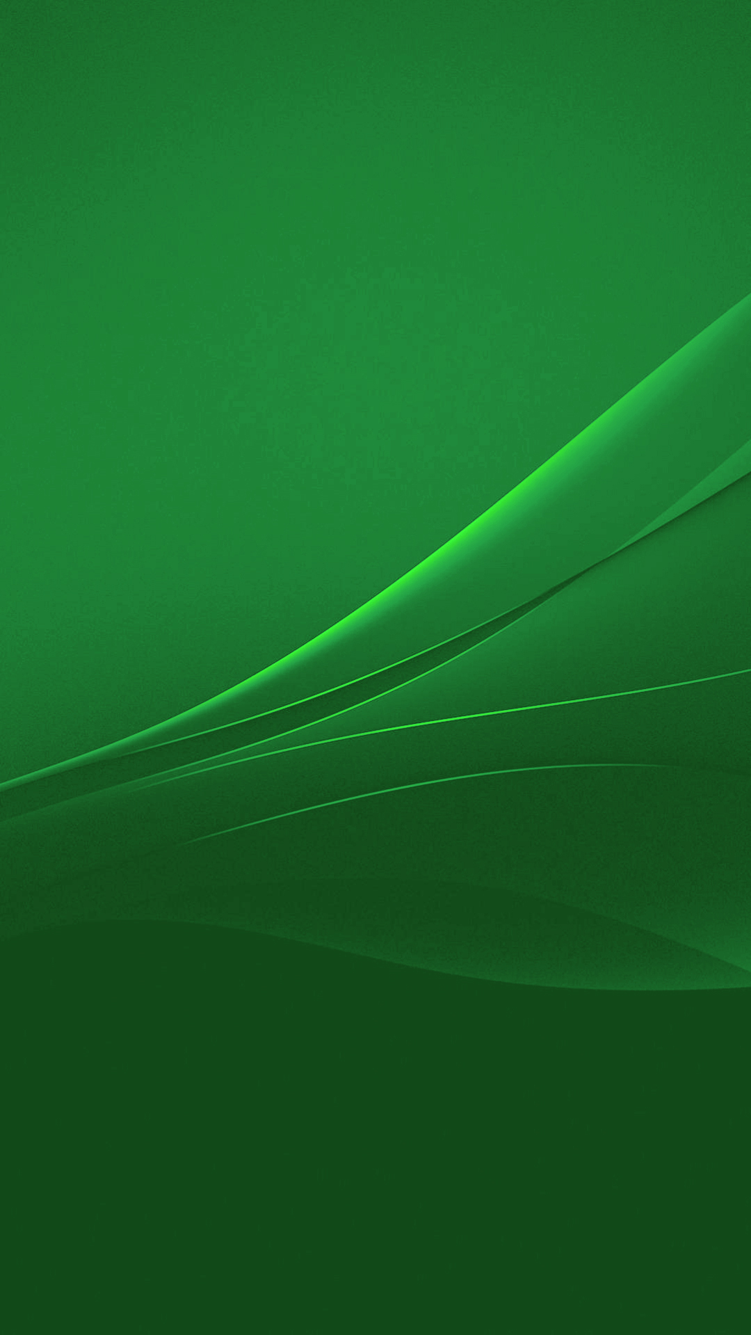 Green Xperia Lollipop Experience Flow Wallpaper — Gizmo ...