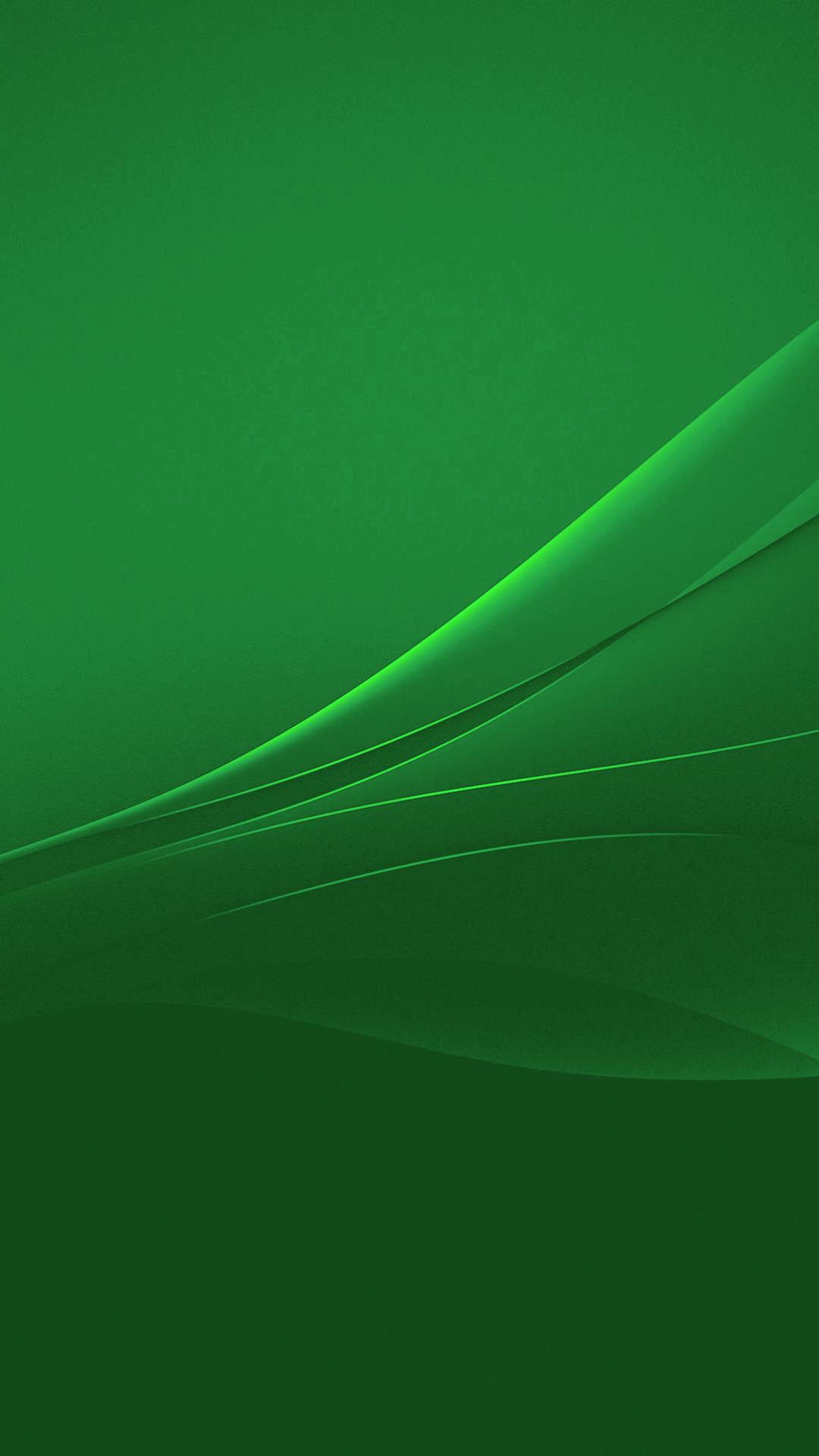 Green Xperia Lollipop Experience Flow Wallpaper — Gizmo ...