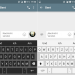 Install Xperia Lollipop Keyboard 6.6.B.0.11 from Xperia Z3 Android 5.0.2 update with emojis
