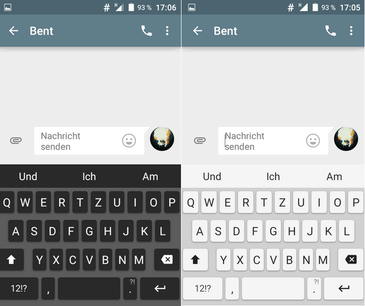 Install Xperia Keyboard 6.6.B.0.11  from Lollipop