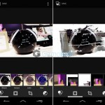 Sony Photo Editor 4.0.1 app, 3.1.A.0.48 version update rolling