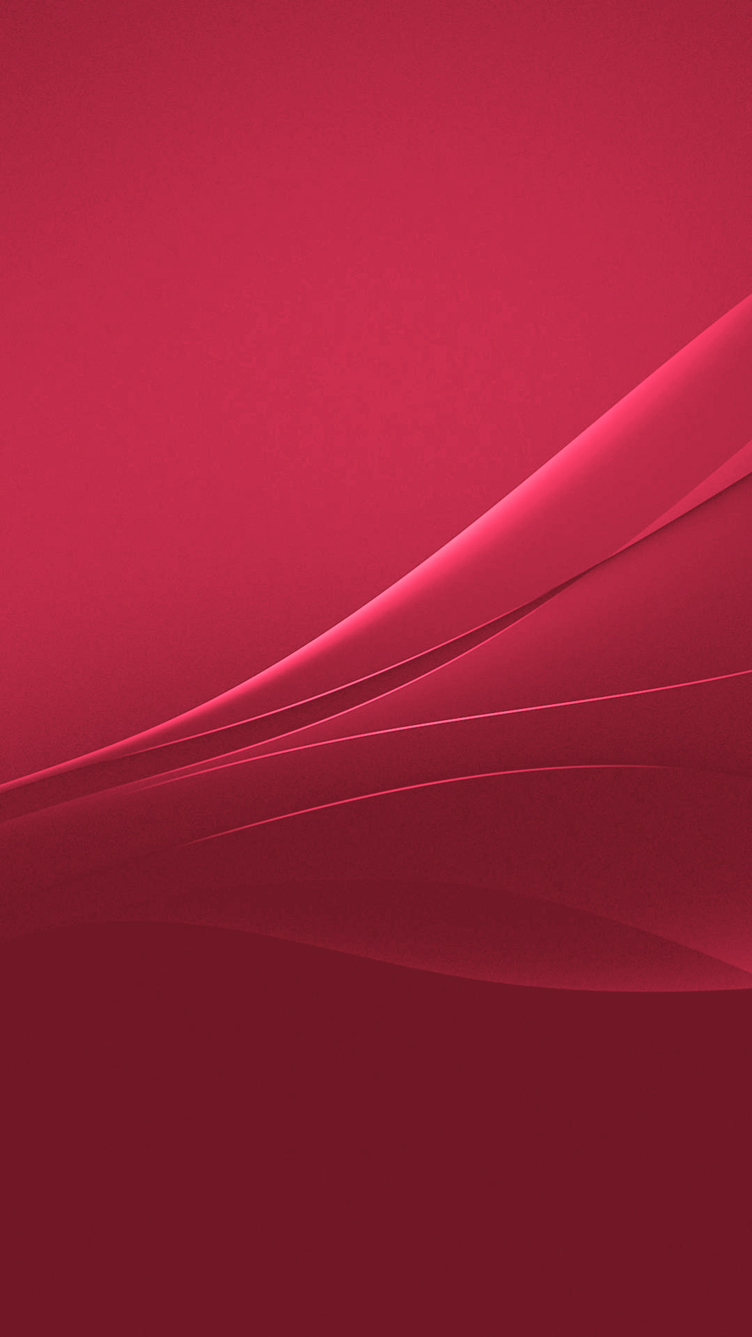 Pink Xperia Lollipop Experience Flow Wallpaper Gizmo Bolt