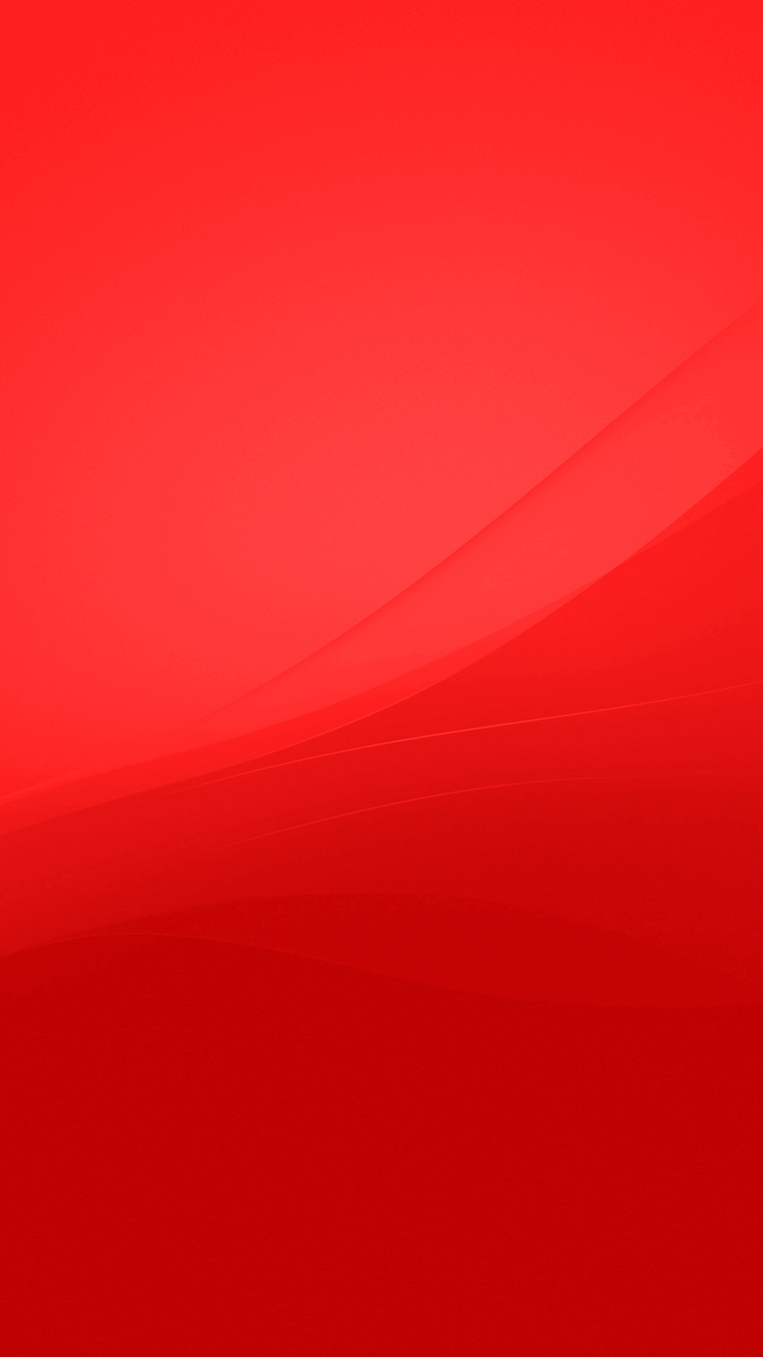 xperia lollipop red wallpaper