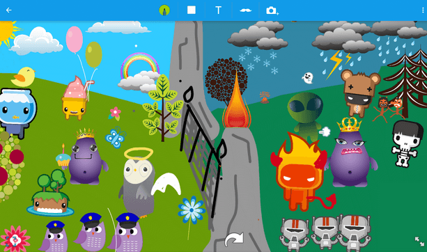 Sony Sketch 6.1.A.0.1 app