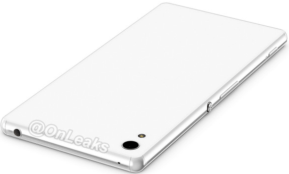 White Xperia Z4 Official pic leaked