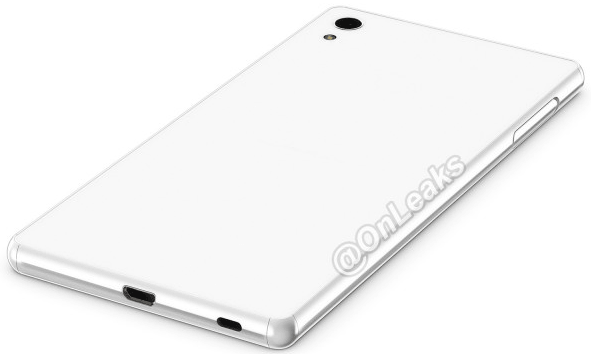 White Xperia Z4 Press pics leaked