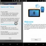 Xperia Link app updated with Android 5.0 Support and material design icon