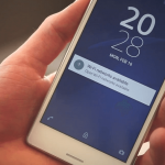 Check out new Lockscreen from Sony's Android Lollipop update running on Xperia M4 Aqua