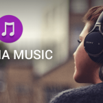 Sony Music 9.1.4.A.2.1 beta version app updated