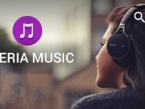 Xperia Music App on Play Store