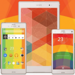 Check out Xperia Abstract, Rainbow & Autumn Themes