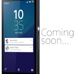 Sony shows Xperia Z running Andorid Lollipop