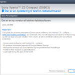 Xperia Z3 Compact 23.1.A.0.690 firmware Android 5.0.2 Lollipop update rolling