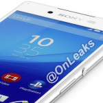 Xperia Z4 promo pic leaked – First look, 146.3 x 71.9 x 7.2mm in dimensions