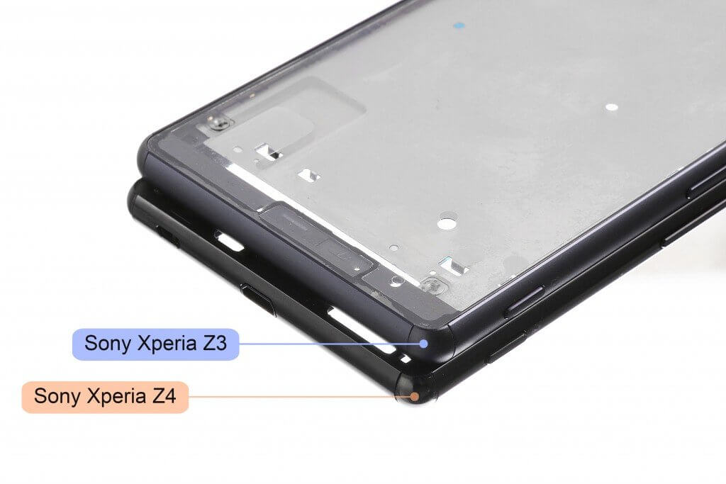 Xperia Z4 caapless USB port leaked