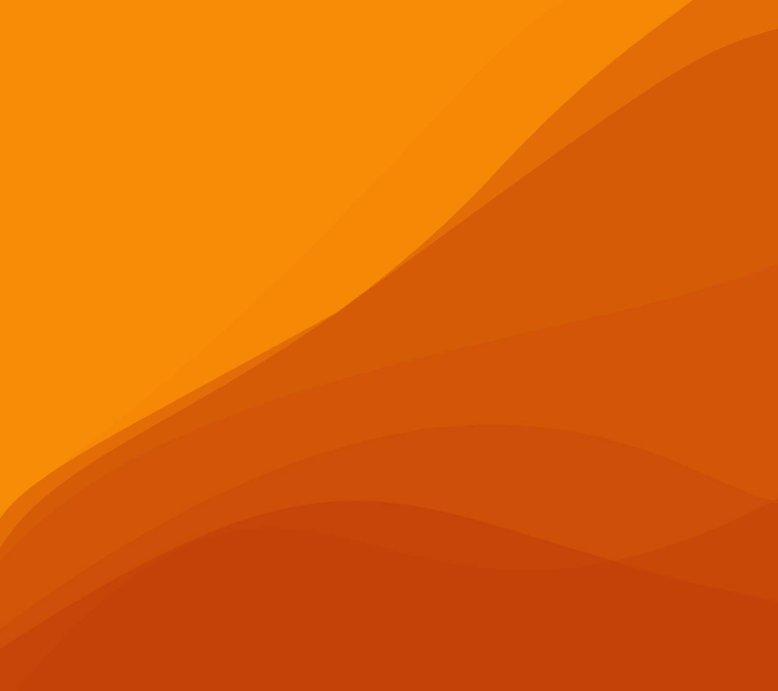 Xperia lollipop wallaper orange