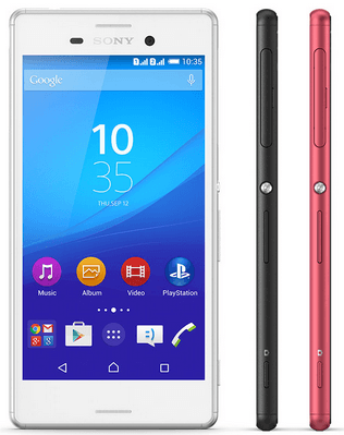 Xperia M4 Aqua launched at MWC 2015